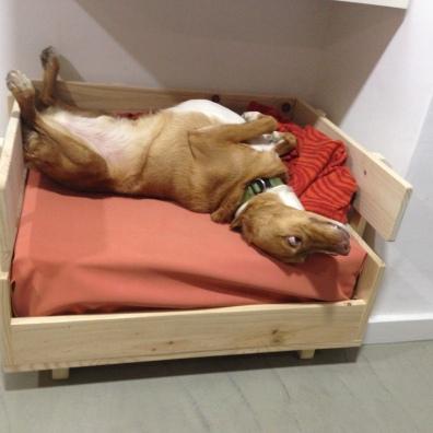 Es cómoda!